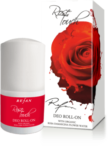 Rose Touch Αποσμητικό roll-on