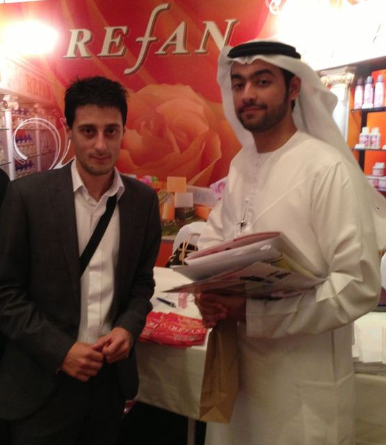 An innovative serie of Refan starts from Dubai
