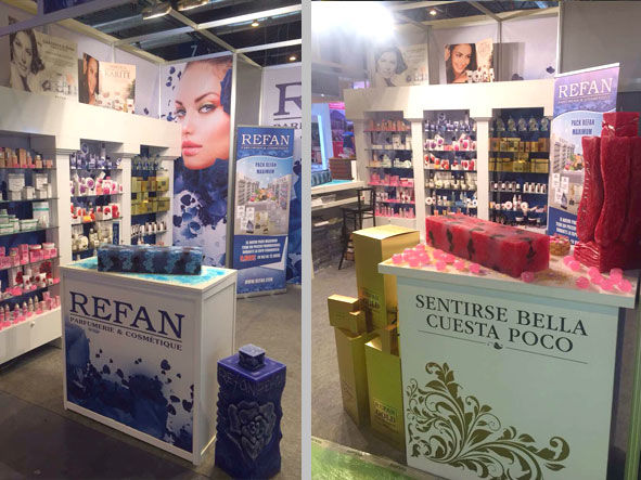 REFAN caught the interest of visitors at the biggest exhibition in Spain