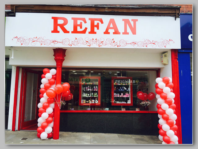 New REFAN franchise store in the UK