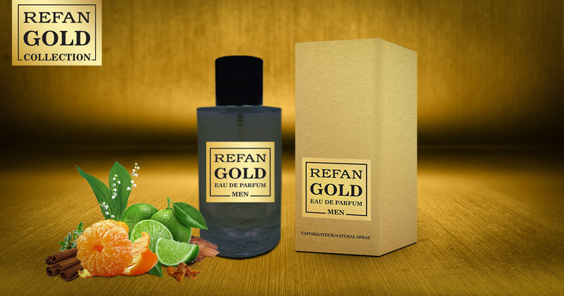 Άρωμα REFAN GOLD - MEN 214