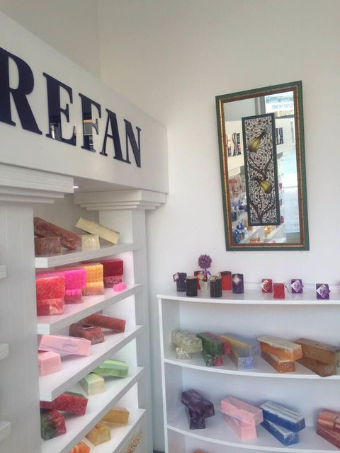 REFAN with a new store in Kesan, Turkey