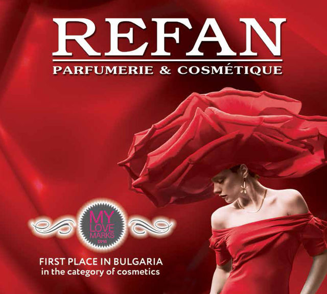 REFAN participation at the world exhibition Cosmoprof Asia