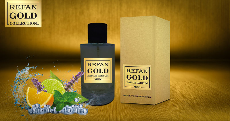 Άρωμα REFAN GOLD - MEN 407