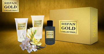 σετ REFAN GOLD COLLECTION WOMEN 187