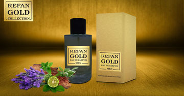 Άρωμα REFAN GOLD - MEN 203
