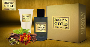 σετ REFAN GOLD COLLECTION MEN 211