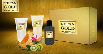 σετ REFAN GOLD COLLECTION WOMEN 126