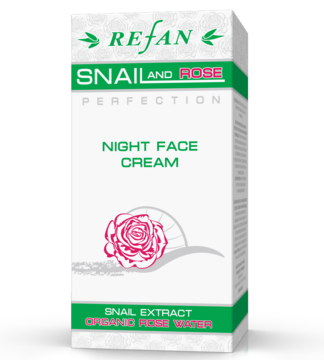 SNAIL AND ROSE PERFECTION Night Face Cream