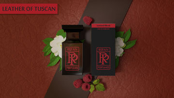 LEATHER OF TUSCAN eau de parfum Refan