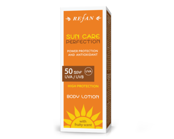 "ΓΑΛΑΚΤΩΜΑ  SPF 50 UVА/UVВ ""SUN CARE PERFECTION"""