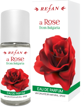 "Άρωμα  50ml ""A Rose from Bulgaria"" REFAN"