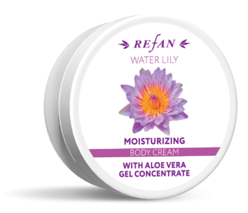 ΣΕΙΡΑ WATER LILY MOISTURIZING  BODY CREAM