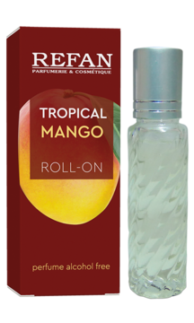 FRUIT COLLECTION Alcohol free perfumes Tropical Mango
