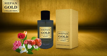 Άρωμα REFAN GOLD - WOMEN 155
