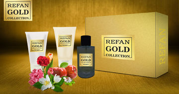σετ REFAN GOLD COLLECTION WOMEN 155