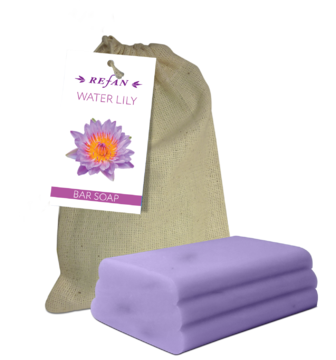 ΣΕΙΡΑ WATER LILY BAR SOAP