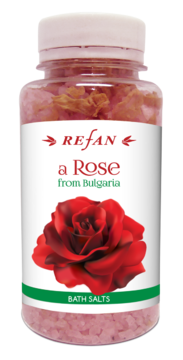 "Άλατα μπάνιου ""A Rose from Bulgaria"" REFAN"
