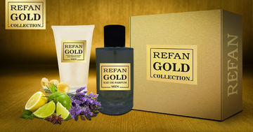 σετ REFAN GOLD COLLECTION MEN 251