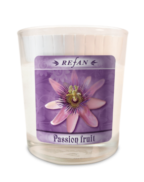 Soy candle Passion fruit