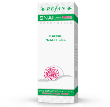 SNAIL AND ROSE PERFECTION Facial Wash Gel