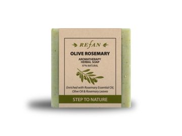 OLIVE ROSEMARY - STEP TO NATURE - AROMATHERAPY