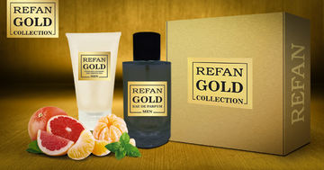 σετ REFAN GOLD COLLECTION MEN 219