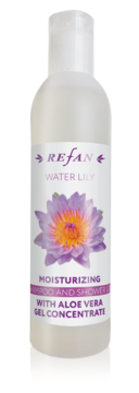 ΣΕΙΡΑ WATER LILY MOISTURIZING SHAMPOO AND SHOWER GEL