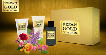 σετ REFAN GOLD COLLECTION WOMEN 191