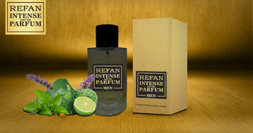 REFAN INTENSE eau de PARFUM ΓΙΑ ΕΚΕΙΝΟΝ REFAN INTENSE eau de PARFUM MEN 420